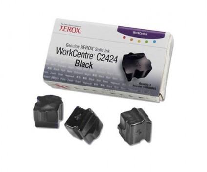 3 ColorSticks Originais, Xerox 108R00663 Preto ~ 3.400 Paginas