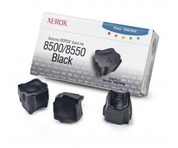 3 ColorSticks Originais, Xerox 108R00668 Preto ~ 3.000 Paginas