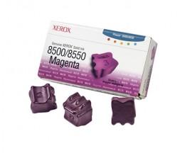 3 ColorSticks Originais, Xerox 108R00670 Magenta ~ 3.000 Paginas