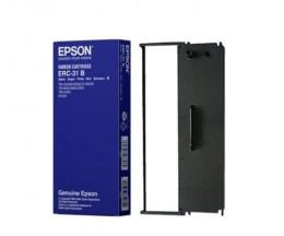 Fita Original Epson ERC-31B Preta ~ 4.500.000 Caracteres