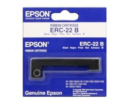 Fita Original Epson ERC-22B Longlife Preta ~ 6.000.000 Paginas