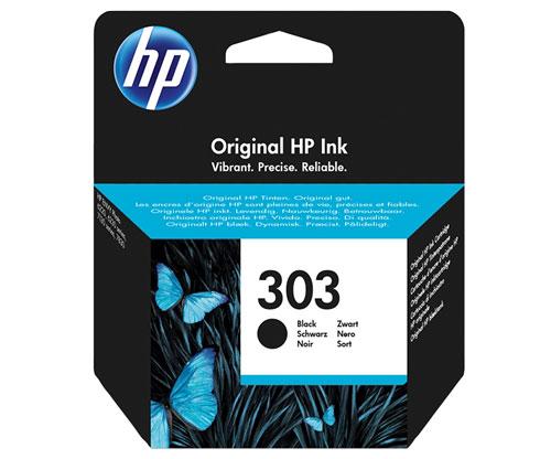 Tinteiro Original HP 303 Preto 4ml