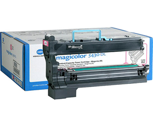 Toner Original Konica Minolta 4539232 Magenta ~ 6.000 Paginas