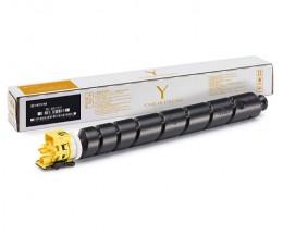 Toner Original Kyocera TK 8515 Y Amarelo ~ 20.000 Paginas