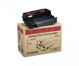 Toner Original Lexmark 1382100 Preto ~ 7.000 Paginas