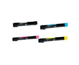 4 Toners Compativeis, Lexmark C950X Preto + Cor ~ 38.000 / 24.000 Paginas