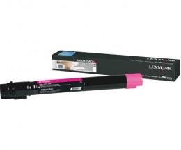 Toner Original Lexmark X950X2MG Magenta ~ 24.000 Paginas