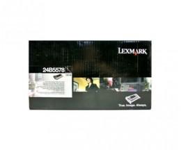Toner Original Lexmark 24B5578 Preto ~ 12.000 Paginas