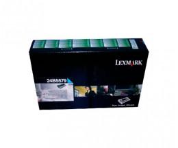 Toner Original Lexmark 24B5579 Cyan ~ 10.000 Paginas