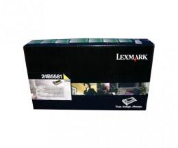 Toner Original Lexmark 24B5581 Amarelo ~ 10.000 Paginas
