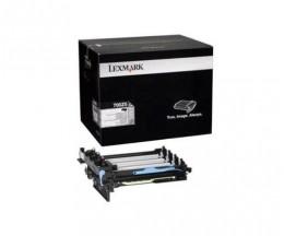 Tambor Original Lexmark 700Z5 Preto + Cor ~ 40.000 Paginas