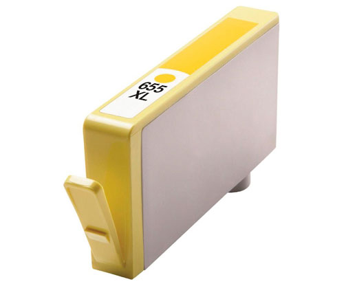 Tinteiro Compativel HP 655 Amarelo 13ml