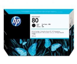 Cabeça de impressão Original HP 80 Preta e dispositivo de limpeza