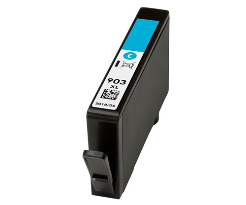 Tinteiro Compativel HP 903 XL Cyan 14ml ~ 1.200 Paginas