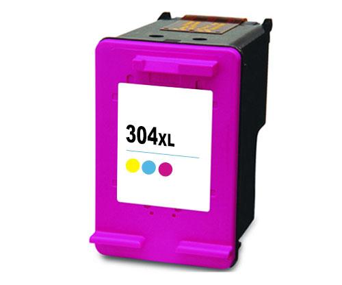 Tinteiro Compativel HP 304 XL Cor 18ml