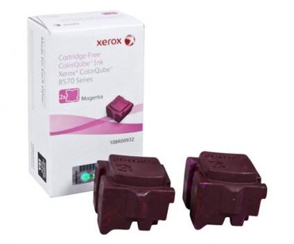 2 Toners Originais, Xerox 108R00932 Magenta ~ 4.400 Paginas