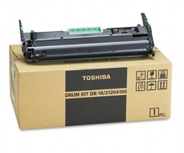 Tambor Original Toshiba DK18 Preto ~ 20.000 Paginas