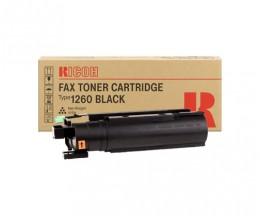 Toner Original Ricoh Type 1260 D Preto ~ 5.000 Paginas