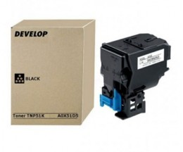 Toner Original Develop TNP51K Preto ~ 5.000 Paginas