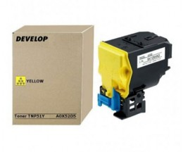 Toner Original Develop TNP51Y Amarelo ~ 5.000 Paginas