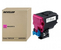 Toner Original Develop TNP51M Magenta ~ 5.000 Paginas