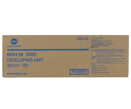 Revelador Original Konica Minolta A0XV03D Preto ~ 600.000 Paginas