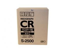 Tinteiro Original Riso S2500 Master A4