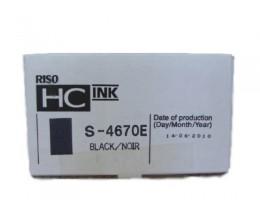 Tinteiro Original Riso S4670E Preto 1000ml