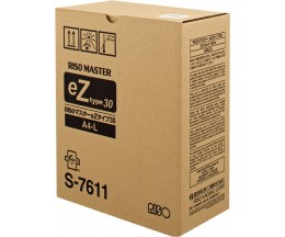 Tinteiro Original Riso S7611 Master DIN A4