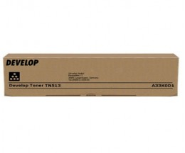 Toner Original Develop A33K0D1 Preto ~ 29.000 Paginas