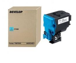 Toner Original Develop A0X54D7 Cyan ~ 5.000 Paginas