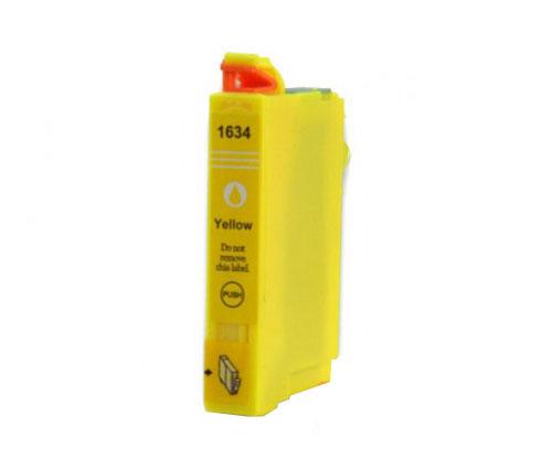 Tinteiro Compativel Epson T1624 / T1634 Amarelo 11.6ml