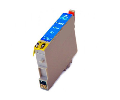Tinteiro Compativel Epson T0482 Cyan 18ml
