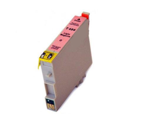 Tinteiro Compativel Epson T0486 Magenta Claro 18ml