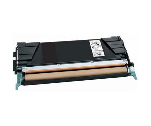Toner Compativel Lexmark C734A1KG / C736H1KG Preto ~ 8.000 Paginas