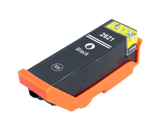 Tinteiro Compativel Epson T2601 / T2621 / 26 XL Preto 26ml