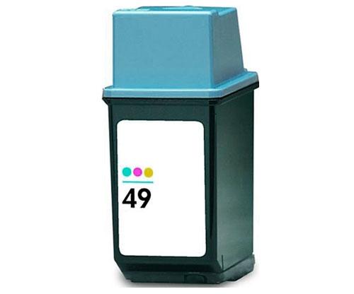 Tinteiro Compativel HP 49 Cor 21ml
