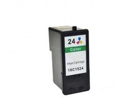 Tinteiro Compativel Lexmark 24 XL Cor 15ml