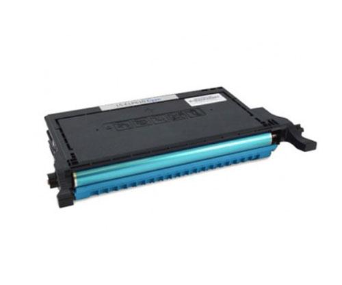 Toner Compativel Samsung 660B Cyan ~ 5.000 Paginas