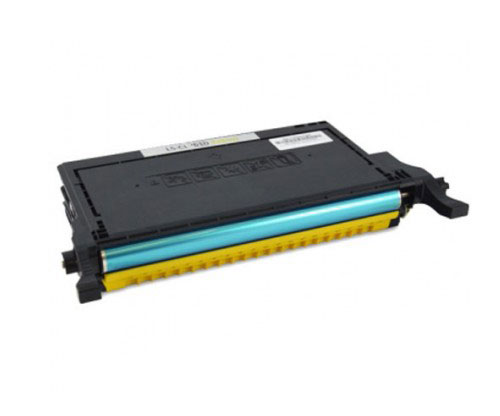 Toner Compativel Samsung 660B Amarelo ~ 5.000 Paginas