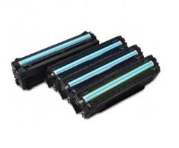 4 Toners Compativeis, Samsung 504S Preto + Cor ~ 2.500 / 1.800 Paginas
