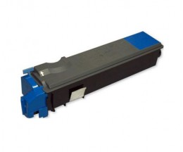 Toner Compativel Kyocera TK 510 C Cyan ~ 8.000 Paginas