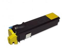 Toner Compativel Kyocera TK 510 Y Amarelo ~ 8.000 Paginas