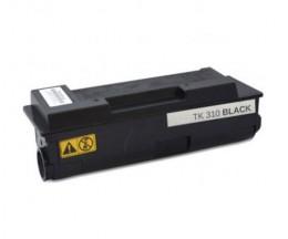 Toner Compativel Kyocera TK 310 / TK 320 Preto ~ 12.000 Paginas