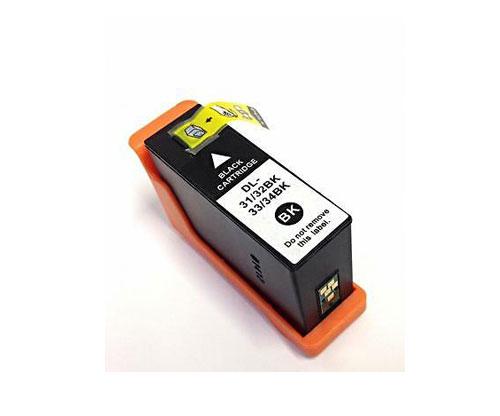 Tinteiro Compativel DELL 31 / 32 / 33 / 34 Preto 28ml