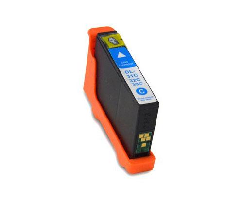 Tinteiro Compativel DELL 31 / 32 / 33 / 34 Cyan 15ml