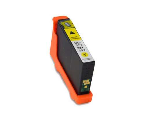 Tinteiro Compativel DELL 31 / 32 / 33 / 34 Amarelo 15ml