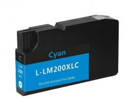 Tinteiro Compativel Lexmark 200 XL / 210 XL Cyan 32ml