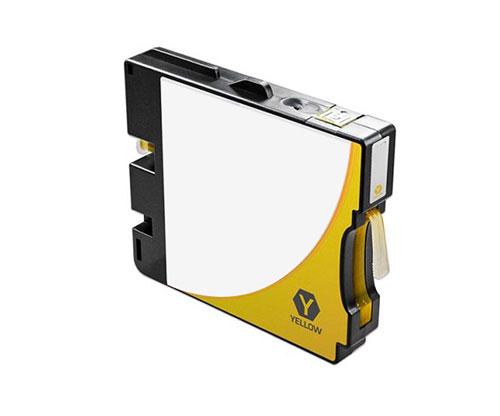 Tinteiro Compativel Ricoh GC-21 / GC-21 XXL Amarelo 64ml
