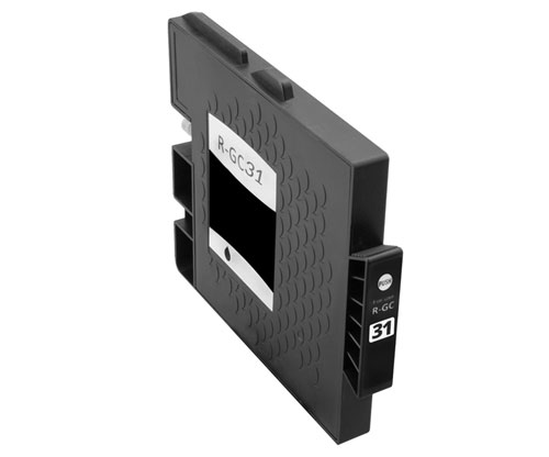 Tinteiro Compativel Ricoh GC-31 / GC-31 XXL Preto 78ml